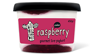 Scottish Raspberry Yoghurt