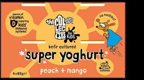 Straight-Up Yoghurt