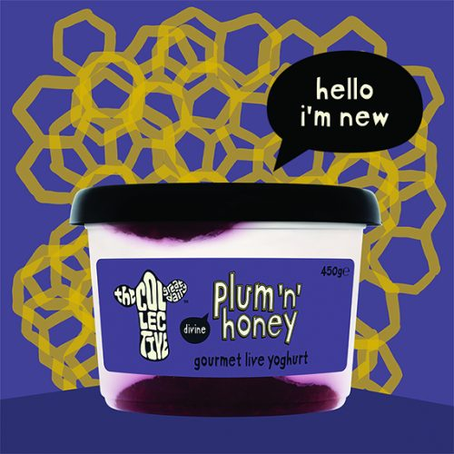 plum and honey