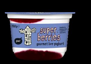 super berries 150g yoghurt