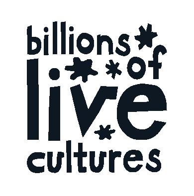 billions of live cultures