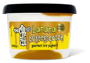 Banana Butterscotch 450g