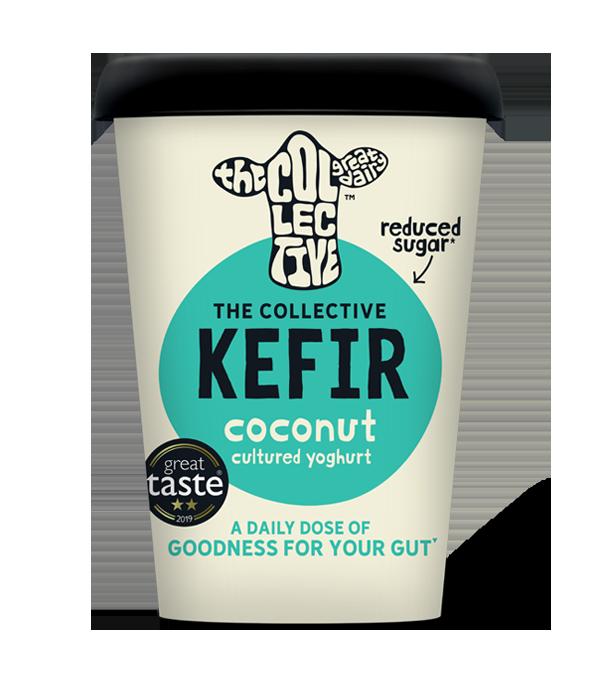 coconut kefir yoghurt 450g