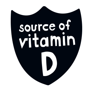 Source of Vitamin D - Kefir Kids